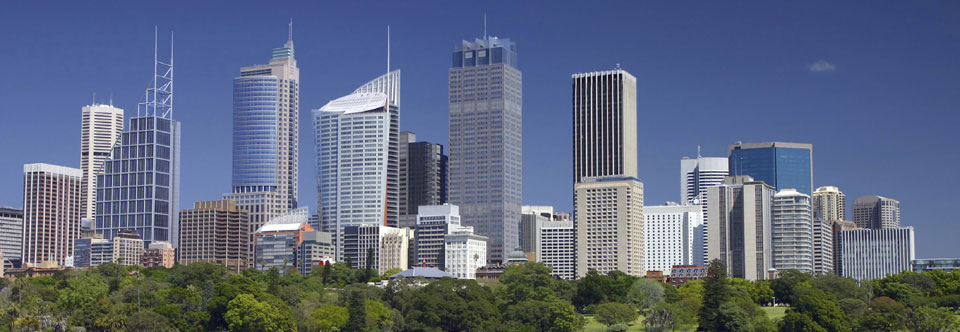 Offices in the heart of the Sydney CBD